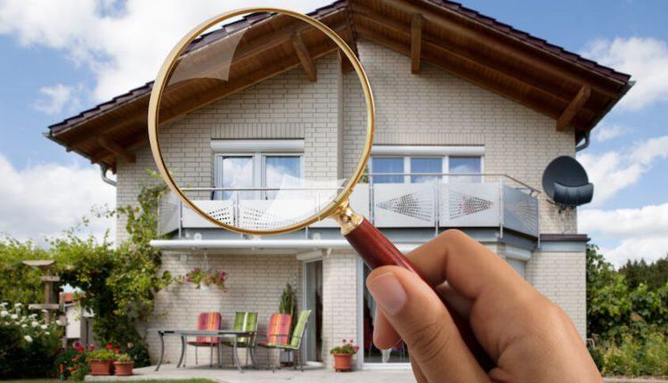 survey on a house